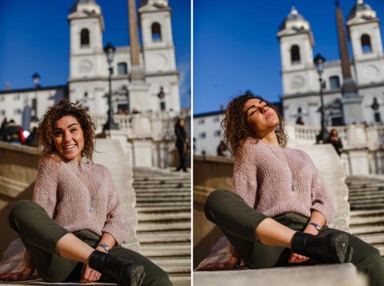 Servizio Fotografico Portrait a Roma