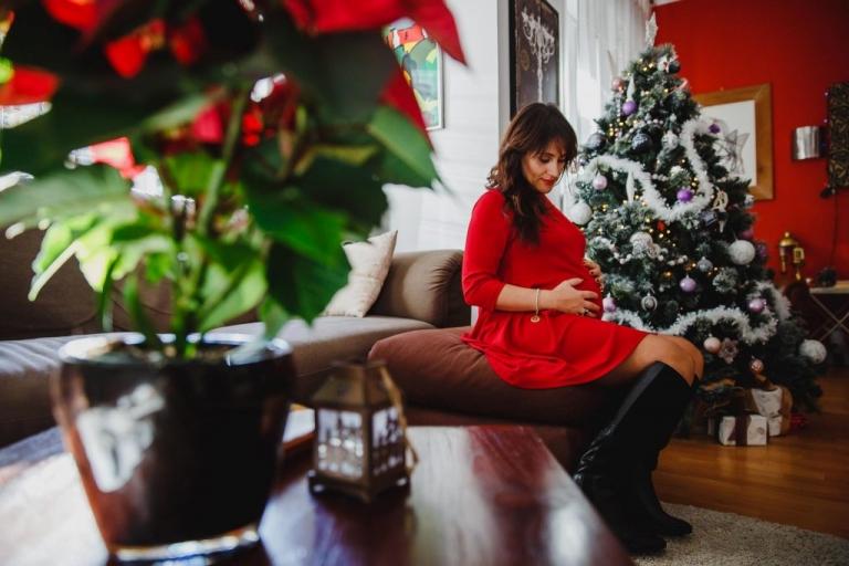 Ivana || Servizio Fotografico Maternity a Roma
