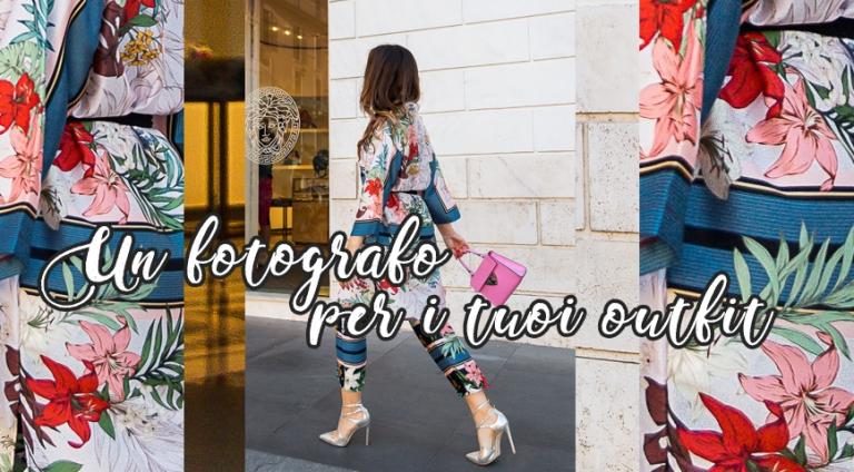 Perché dovresti avere un fotografo per i tuoi outfit sul blog?