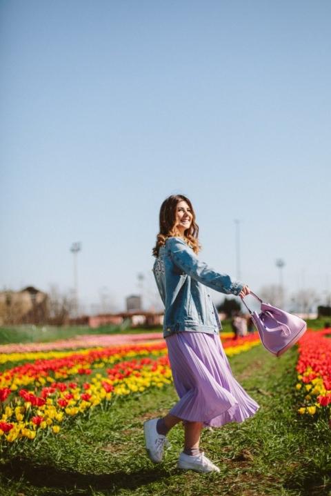 Un giardino di tulipani a Roma: Bentornato Tulipark!