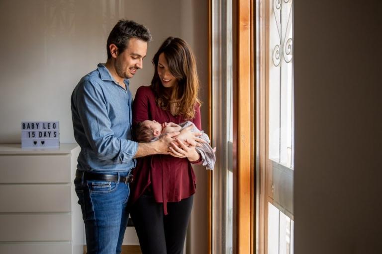 Servizio fotografico per neonati: Come funziona un servizio fotografico newborn