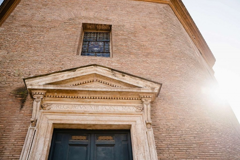 battesimo ai tempi del covid 0001 1024x683(pp w768 h512) - Battesimo ai tempi del Covid al Battistero di San Giovanni a Roma